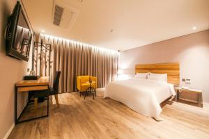 Hwamyeongdong Londoner, Отели  Пусан - big - 27