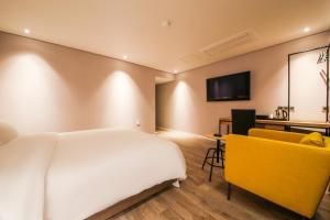 Hwamyeongdong Londoner, Отели  Пусан - big - 20