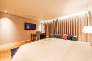 Hwamyeongdong Londoner, Отели  Пусан - big - 22