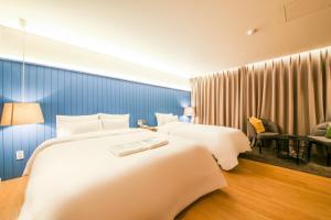 Hwamyeongdong Londoner, Отели  Пусан - big - 16