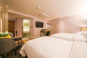 Hwamyeongdong Londoner, Отели  Пусан - big - 13