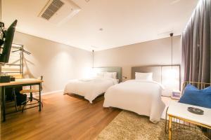 Hwamyeongdong Londoner, Отели  Пусан - big - 14