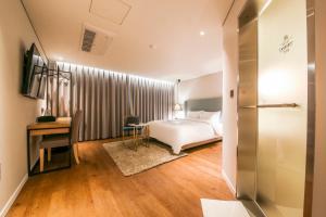 Hwamyeongdong Londoner, Отели  Пусан - big - 4