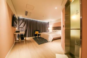 Hwamyeongdong Londoner, Отели  Пусан - big - 43