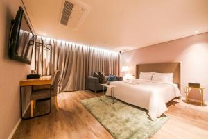 Hwamyeongdong Londoner, Отели  Пусан - big - 32