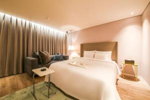 Hwamyeongdong Londoner, Отели  Пусан - big - 31