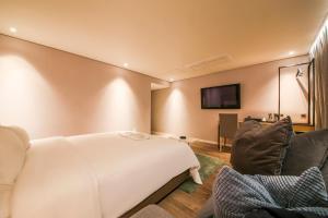Hwamyeongdong Londoner, Отели  Пусан - big - 30