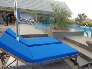 Radisson Blu Pune Hinjawadi, Отели  Пуне - big - 8