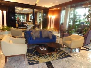 Radisson Blu Pune Hinjawadi, Отели  Пуне - big - 44