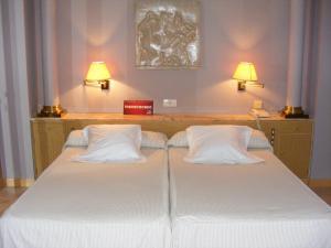 Cesaraugusta, Hotel  Saragozza - big - 12