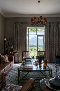 Cape Vue Country House, Penzióny  Franschhoek - big - 22