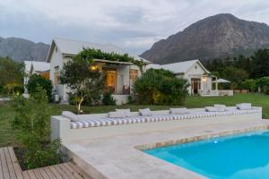 Cape Vue Country House, Penzióny  Franschhoek - big - 28