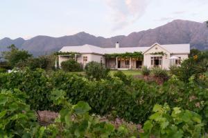 Cape Vue Country House, Penzióny  Franschhoek - big - 26