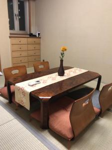 Kyoto Karasuma Apartment, Apartments  Shimmachidōri - big - 22
