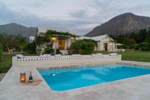 Cape Vue Country House, Penzióny  Franschhoek - big - 17
