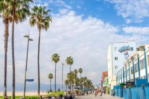 Sophisticated 4BR Home near Venice Beach w Parking, Apartmány  Los Angeles - big - 25
