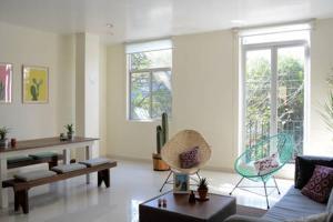 Departamento Yucantán Condesa, Ferienwohnungen  Mexiko-Stadt - big - 4
