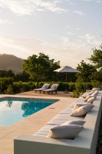 Cape Vue Country House, Guest houses  Franschhoek - big - 14
