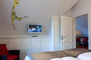 Landhaus _Berthin_Bleeg_ App_ 8 Di, Apartmanok  Wenningstedt - big - 24