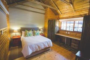 Elands River Lodge, Kunyhók  Machadodorp - big - 29