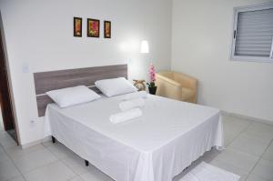 Castle's Hotel, Отели  Santa Helena de Goiás - big - 7