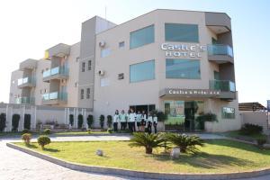 Castle's Hotel, Hotely  Santa Helena de Goiás - big - 1