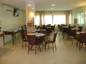 Castle's Hotel, Отели  Santa Helena de Goiás - big - 11