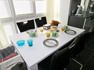 Holiday Home Strandpark, Apartments  Großenbrode - big - 9