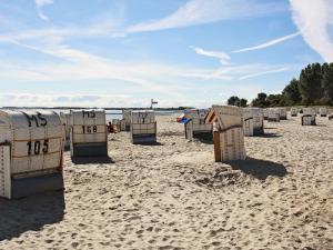 Holiday Home Strandpark, Apartments  Großenbrode - big - 13