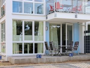 Holiday Home Strandpark, Apartments  Großenbrode - big - 18