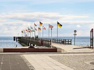 Holiday Home Strandpark, Apartments  Großenbrode - big - 19