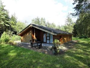 Three Bedroom Holiday home in Skals 5