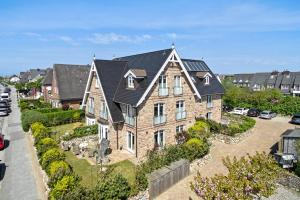 Landhaus _Berthin_Bleeg_ App_ 4 Bu, Appartamenti  Wenningstedt - big - 25