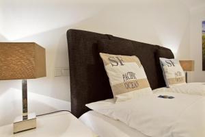 Landhaus _Berthin_Bleeg_ App_ 4 Bu, Appartamenti  Wenningstedt - big - 28