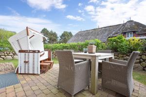 Landhaus _Berthin_Bleeg_ App_ 4 Bu, Appartamenti  Wenningstedt - big - 33