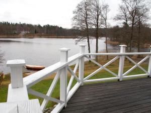 Five-Bedroom Holiday home in Örkelljunga, Ferienhäuser  Åsljunga - big - 39