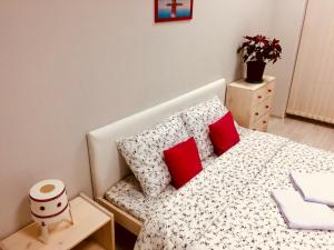 NW Port, Hostels  Saint Petersburg - big - 19