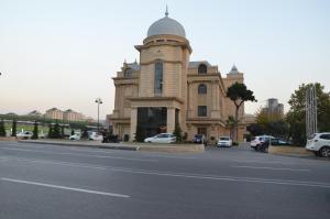 Отель Qafqaz Park - фото 16