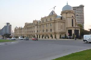 Отель Qafqaz Park - фото 13