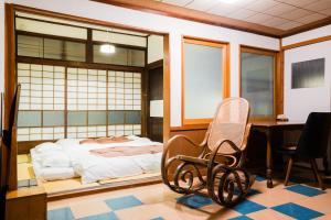 和室 2人部屋 共用バスルーム