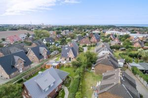Wohnen und Mee_h_r_ App_ 1, Apartmanok  Wenningstedt - big - 22
