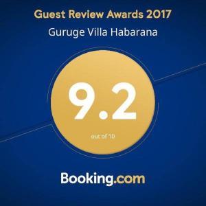 Guruge Villa Habarana, Inns  Sigiriya - big - 24