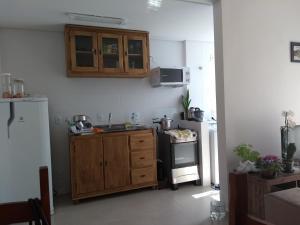 Um passo de Ingleses, Apartmány  Florianópolis - big - 9