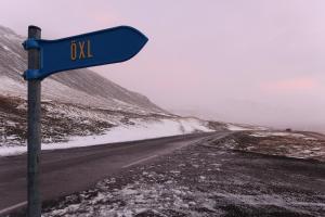 Öxl Guesthouse, Country houses  Búðir - big - 29