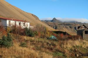 Öxl Guesthouse, Venkovské domy  Búðir - big - 39