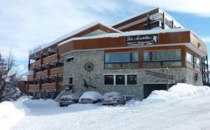 Hotel Les Ancolies - Courchevel