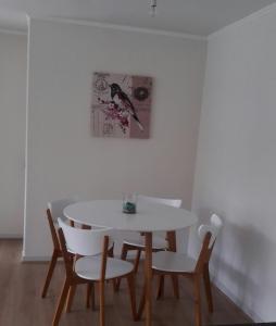 Lomas de Papudo III, Apartments  Papudo - big - 15