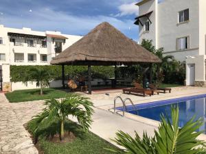 Departamento Albaida II, Apartmány  Playa del Carmen - big - 9