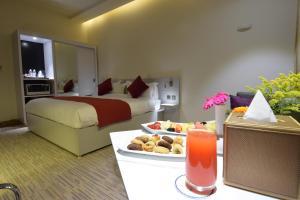 Novotel Suites Riyadh Dyar, Hotel  Riyad - big - 15