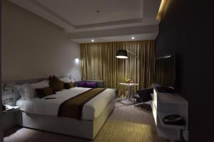 Novotel Suites Riyadh Dyar, Hotel  Riyad - big - 12